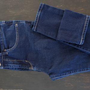 Levi's Jeans - Levi's 721 Dark Wash Highrise Skinnys